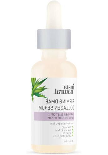 Collagen Firming Serum & C Face And Moisturizer & Lift