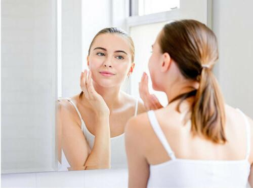 Collagen Serum & Vitamin Face And Neck