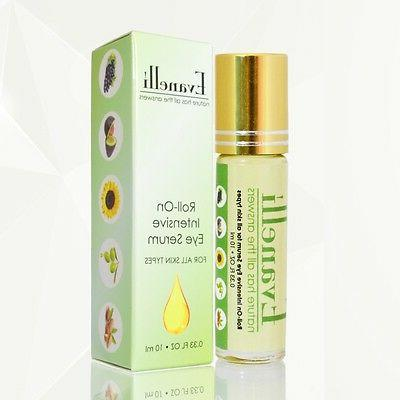 Evanelli Cruelty-free/All Natural Intensive Eye Serum. Buy M