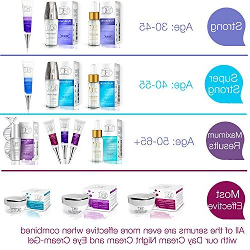 Hyaluronic Facial Serum - 180 Cosmetics Face for - Pure For Immediate Hydrating - - Fine Lines