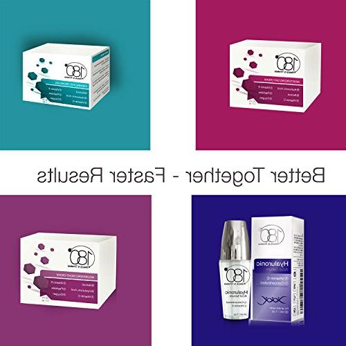 Hyaluronic - Face Skin for Face - Pure For Immediate Results - Hydrating - Lines