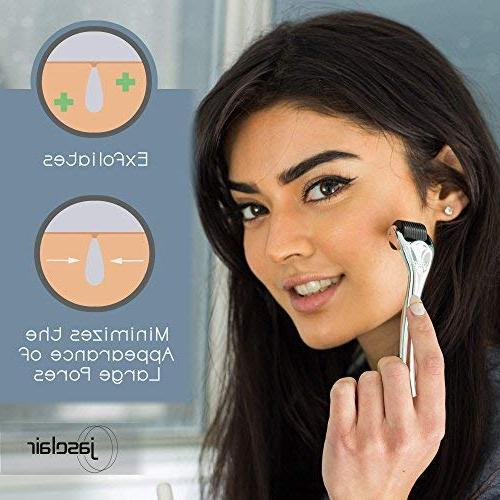 0.25mm Kit with Face Serum – With Needle Vitamin C with Hyaluronic Acid Facial Your Skin Glow and Radiate E-Book Guide