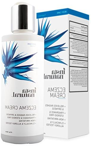 eczema cream anti itch treatment