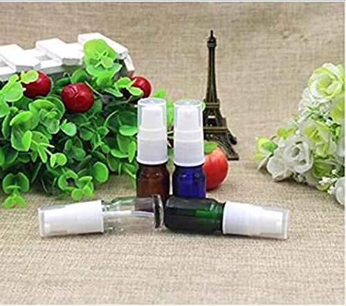 6PCS Lotion Emulsion Dispenser Cream Container Makeup Cosmetic Shampoo Body Wash Bath Shower Bottle