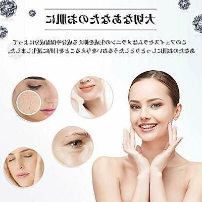 Essence care silver foil luxury Face Serum vitamin hya
