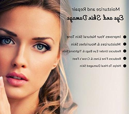 Eye Circles Under Eye Bags - Perfect Under For Women & Men - Quality Wrinkle With Ingredients For Anti 30ml