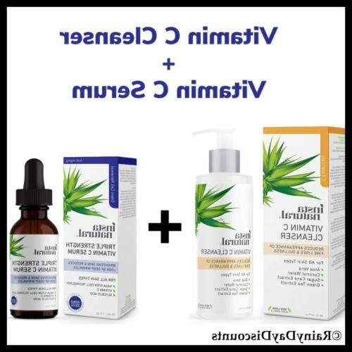 InstaNatural C Tone Wrinkles