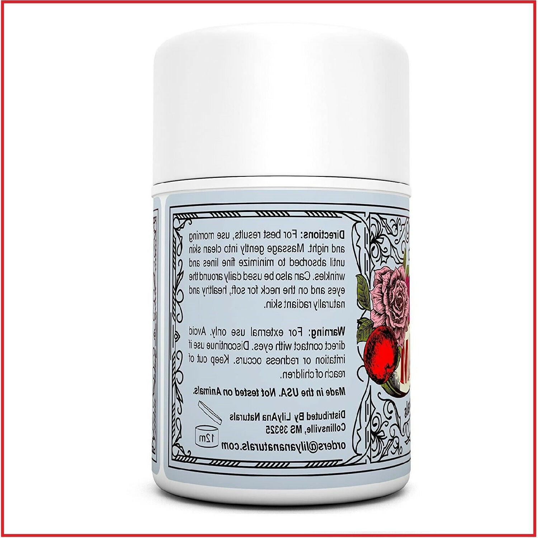 LilyAna Naturals Moisturizer Natural Skin Care