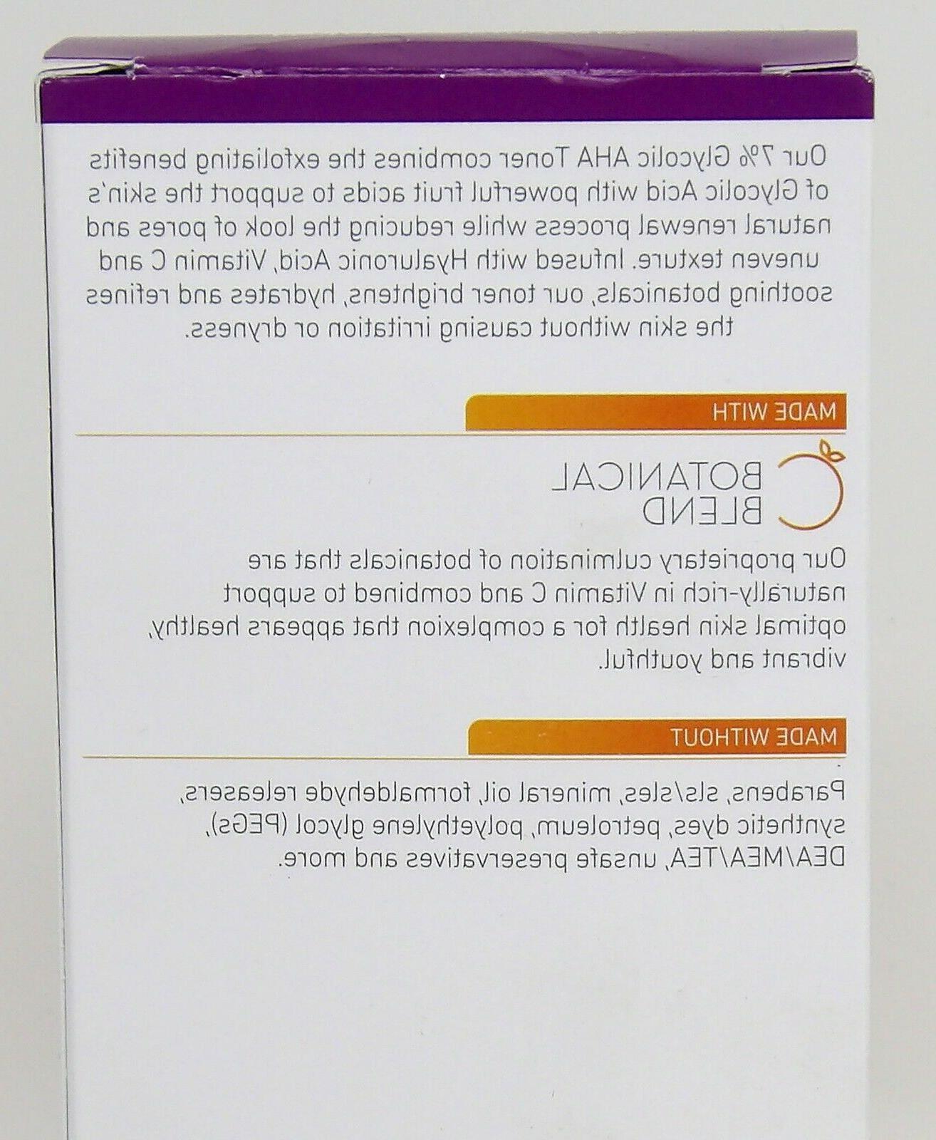 Instanatural Glycolic Toner 7% Vitamin C