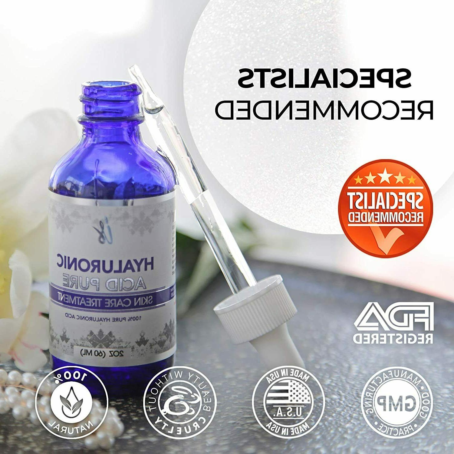 Hyaluronic Acid for - Formula Anti serum