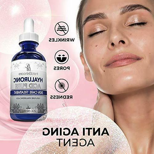Hyaluronic Face - Formula - Anti serum