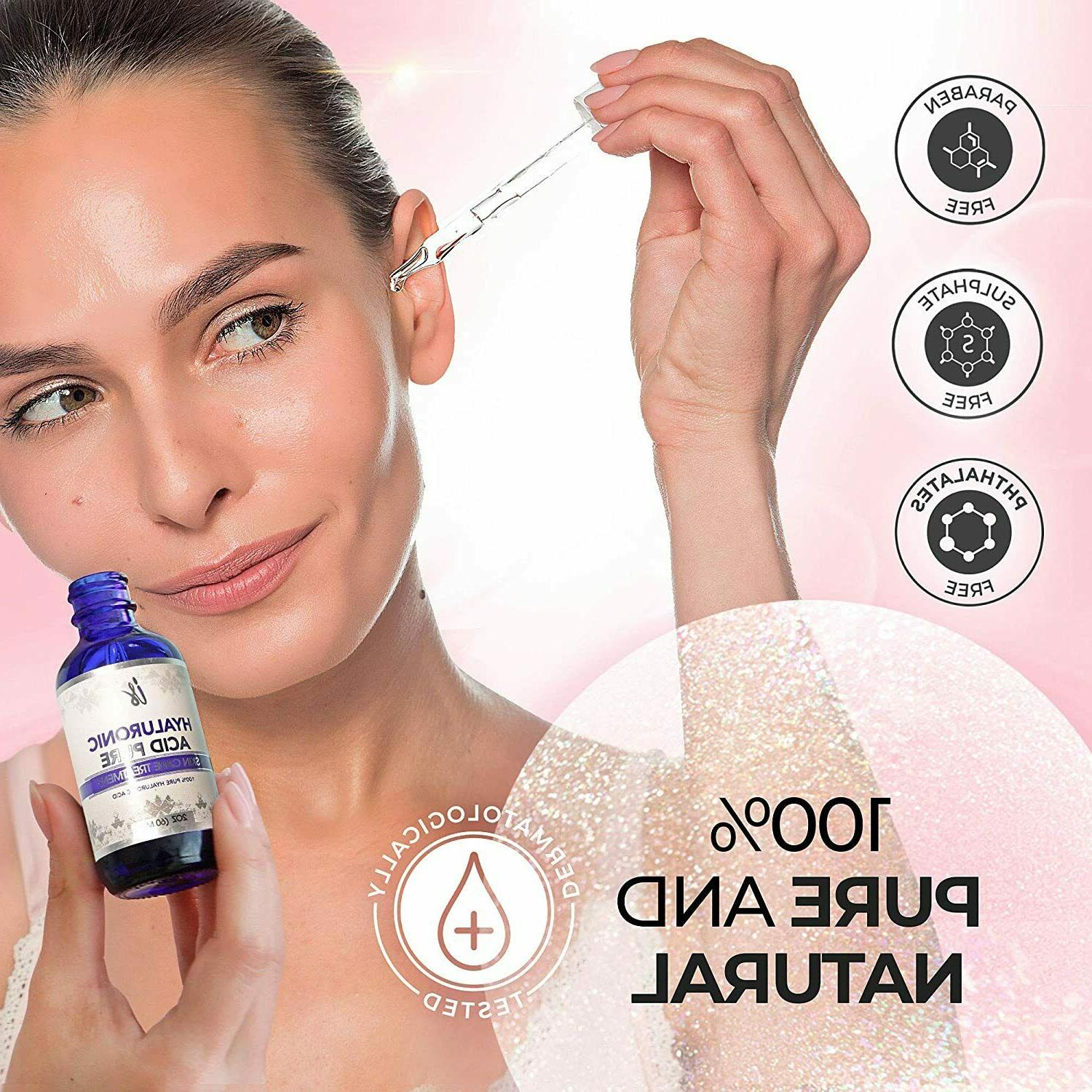 Hyaluronic Acid - Formula Anti serum