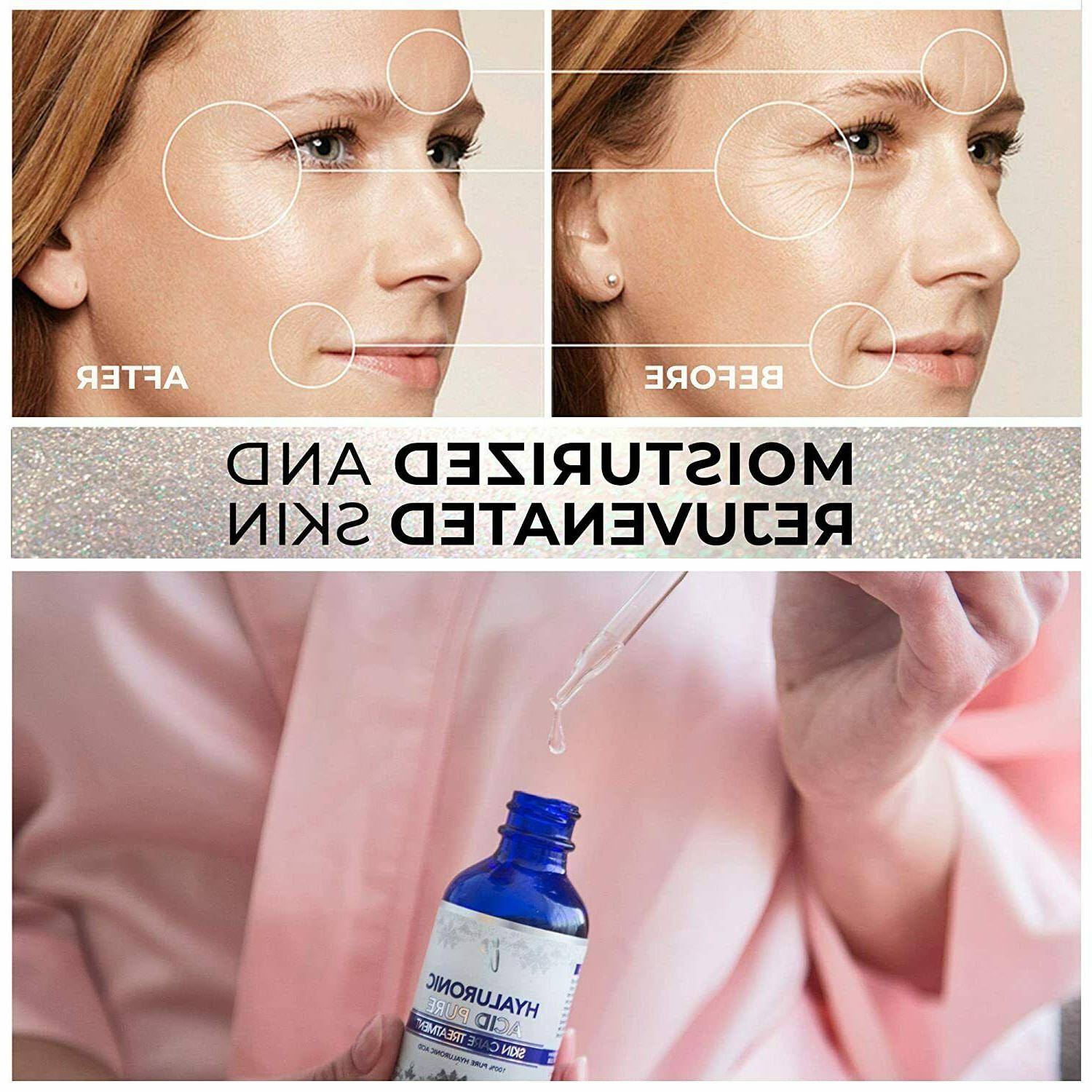 Hyaluronic for - Formula - Anti serum