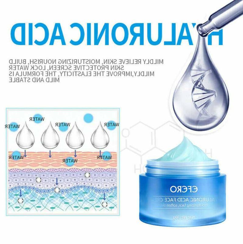 Hyaluronic Gel Anti-Aging Wrinkle Eye Serum Moisturizer