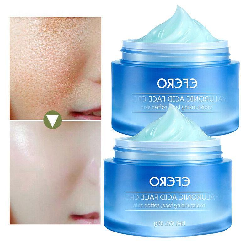 Hyaluronic Gel Anti-Aging Wrinkle Face & Eye Moisturizer