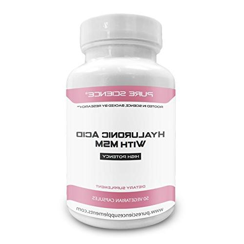 hyaluronic acid msm joint