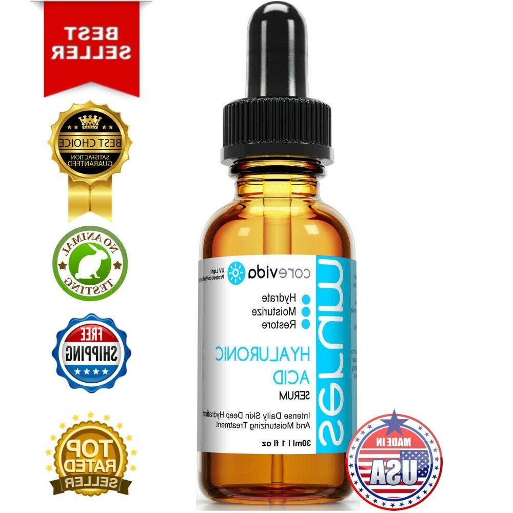 hyaluronic acid serum 20 percent vitamin c
