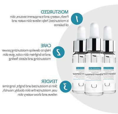 Hyaluronic Moisturizing Essence Face Cream Shrink skin Care