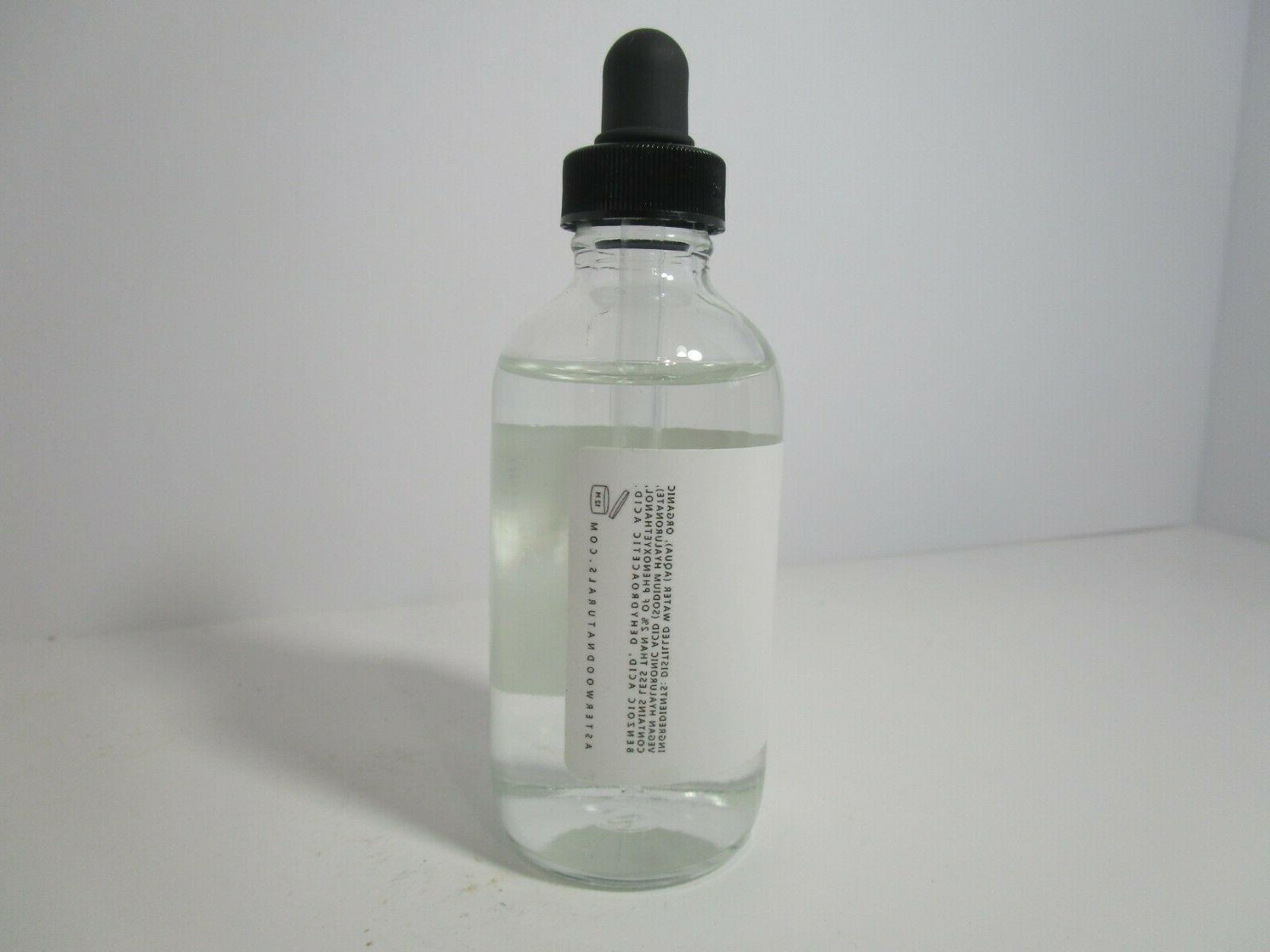 Asterwood Hyaluronic Serum Organic Anti Wrinkle, 4