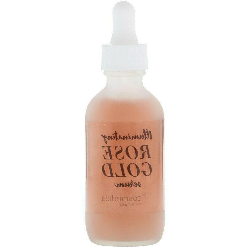 Cosmedica Skincare, Illuminating Rose Gold 2 - vegan