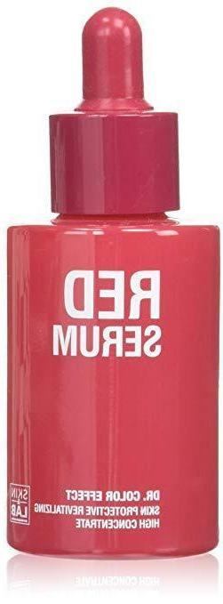 korean dr color effect red serum skin