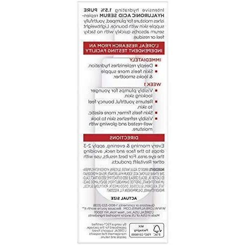 Loreal Revitalift Intensives 1.5% Pure Hyaluronic Serum