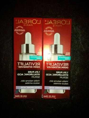 loreal revitalift derm intensives 1 5 percent