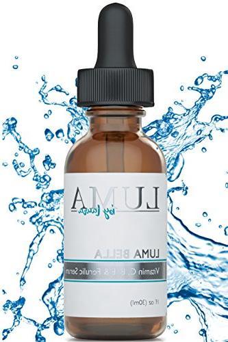 lumabella vitamin c serum for face