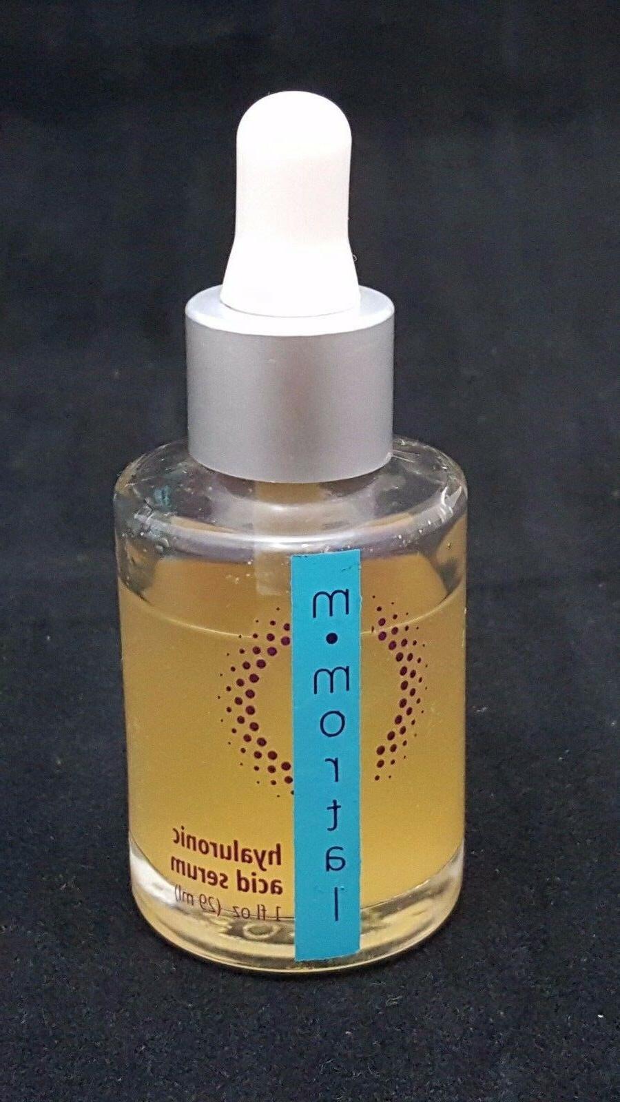 m mortal hyaluronic acid serum 1 fl