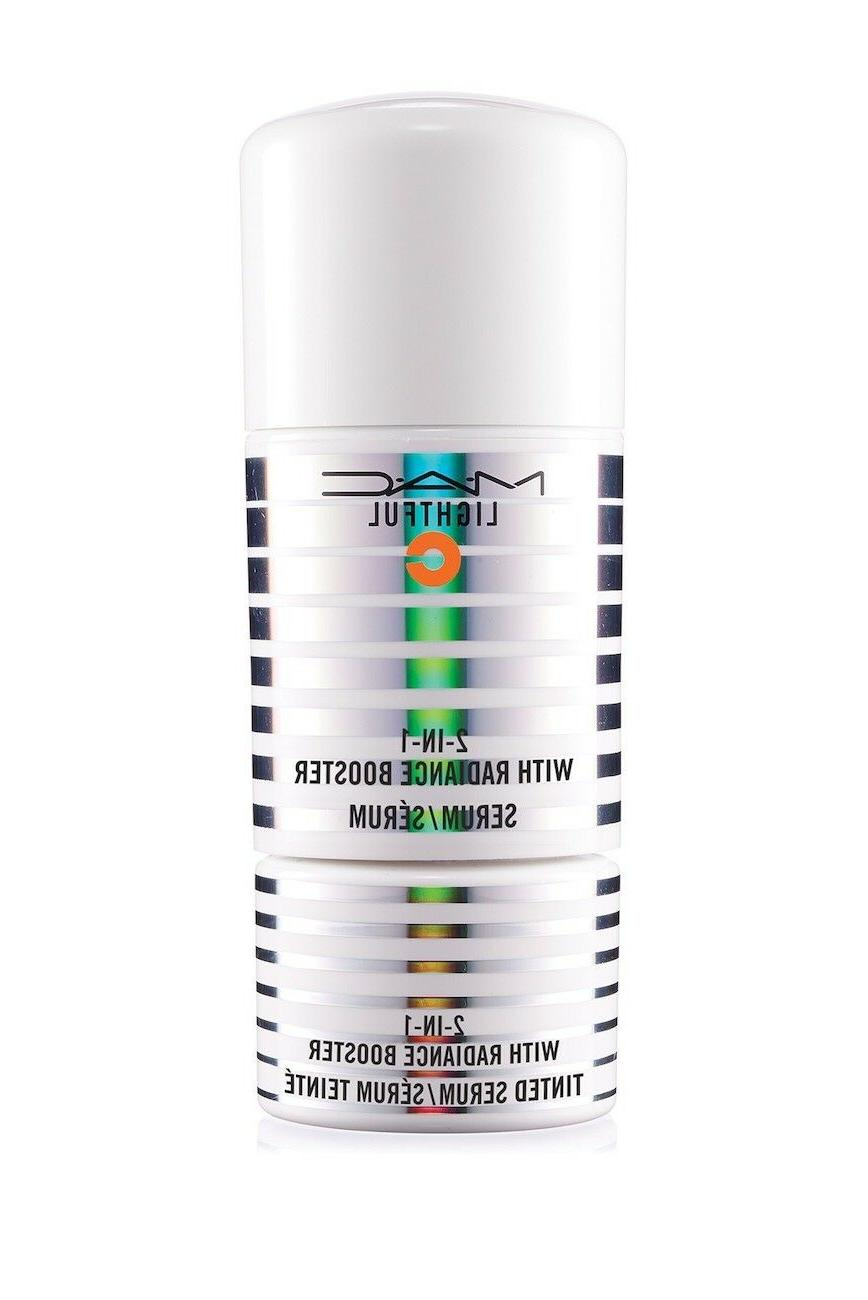 MAC Lightful C Tint Booster 25 ml./1.0 fl. oz 05DARK