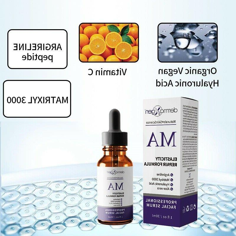 Matrixyl 3000+Argireline+Hyaluronic Acid/ Serum
