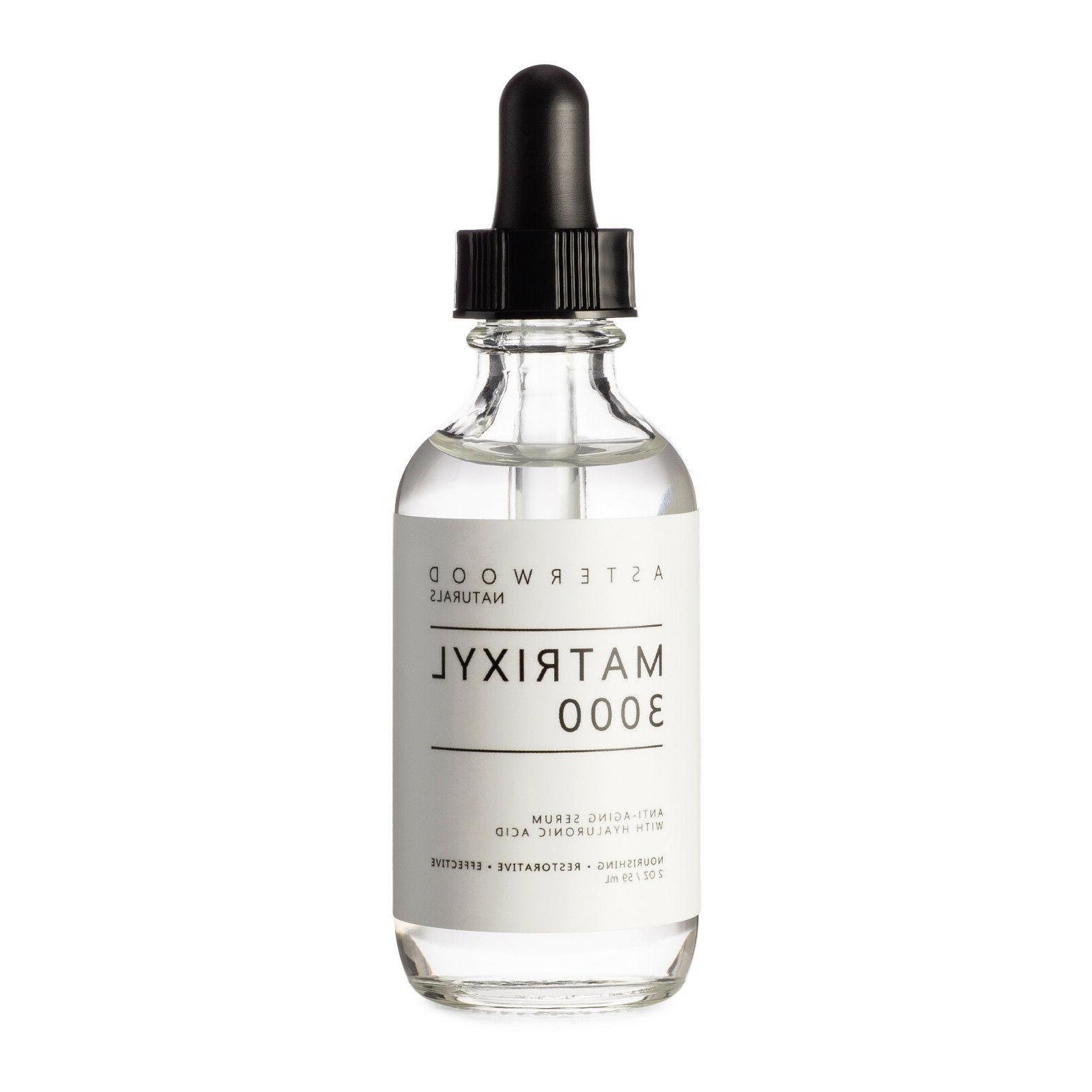 matrixyl 3000 serum w organic hyaluronic acid