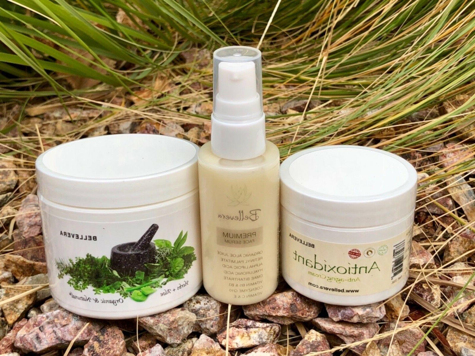 Moisturizing for Dry Skin, Serum A, Vitamin Anti-aging.