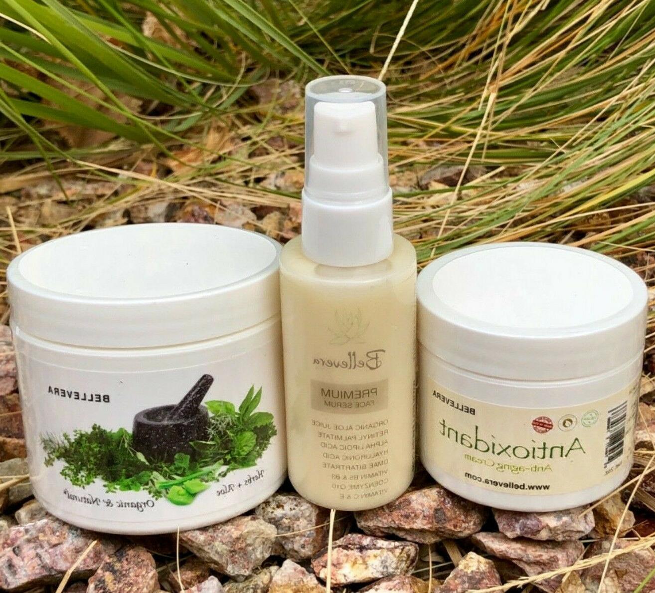 moisturizing cream for dry skin face serum