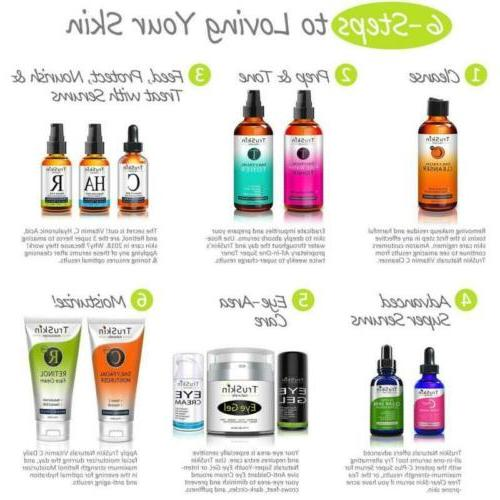Naturals Vitamin for Hyaluronic Facial E