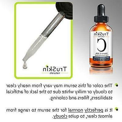 Naturals Vitamin for Hyaluronic Facial Serum E