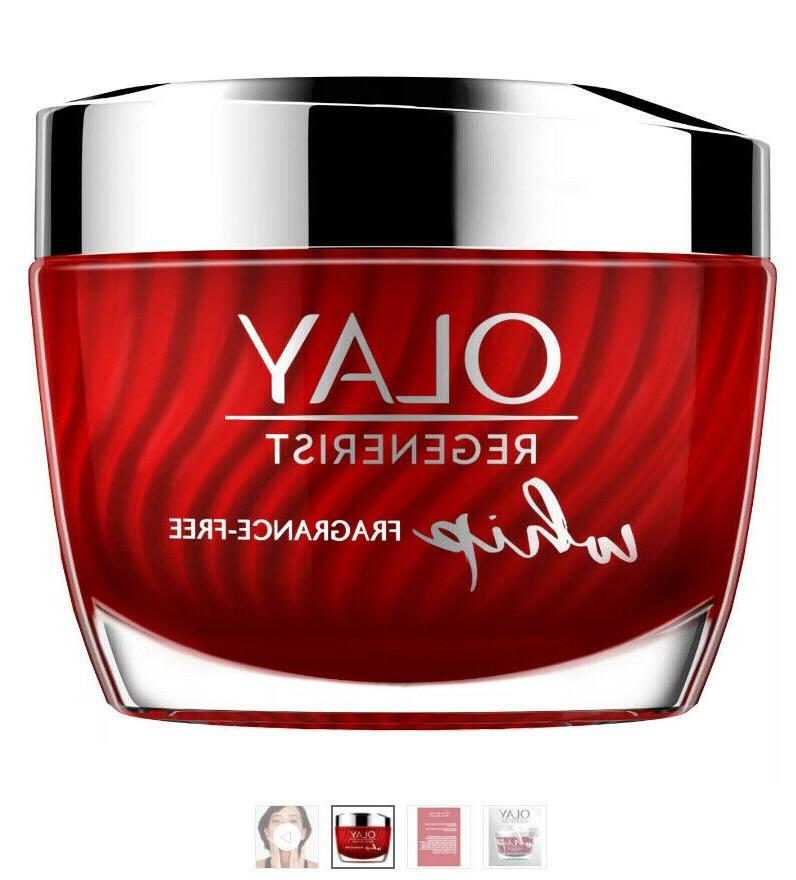 New Olay Whip Light Air Moisturizer Fragrance 1.7