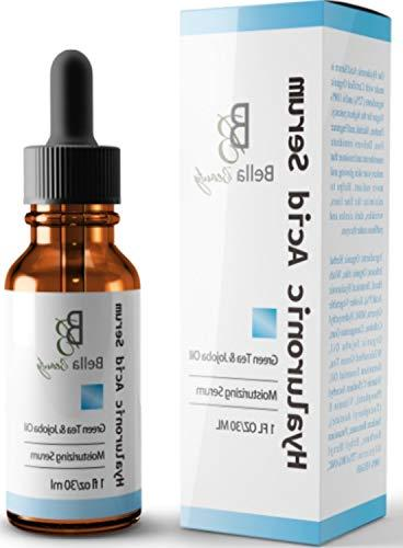 new vitamin c serum with hyaluronic acid