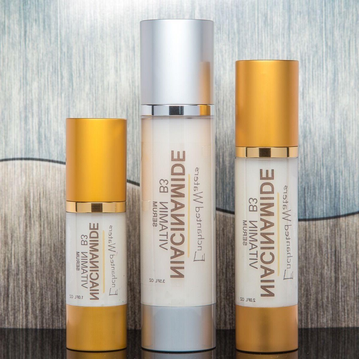 niacinamide vitamin b3 serum cream with hyaluronic