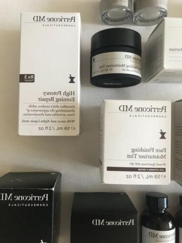 NIB MD Face Skincare Moisturizer Bundle