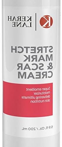 Kerah Lane Stretch Marks and Pregnancy Scars Cream, Massage