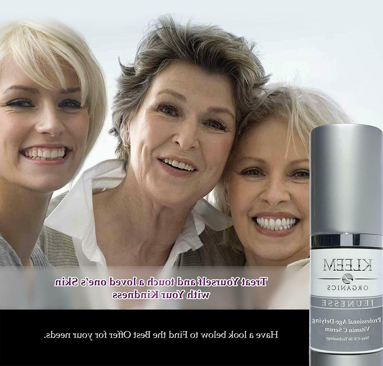 Kleem C Face Serum Acid Anti-Ageing Wrinkles