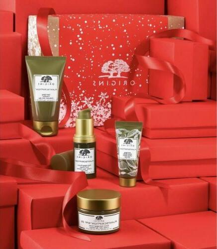 ORIGINS Plantscription Face Cream Set