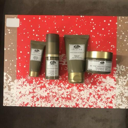 ORIGINS Cream & Eye Set