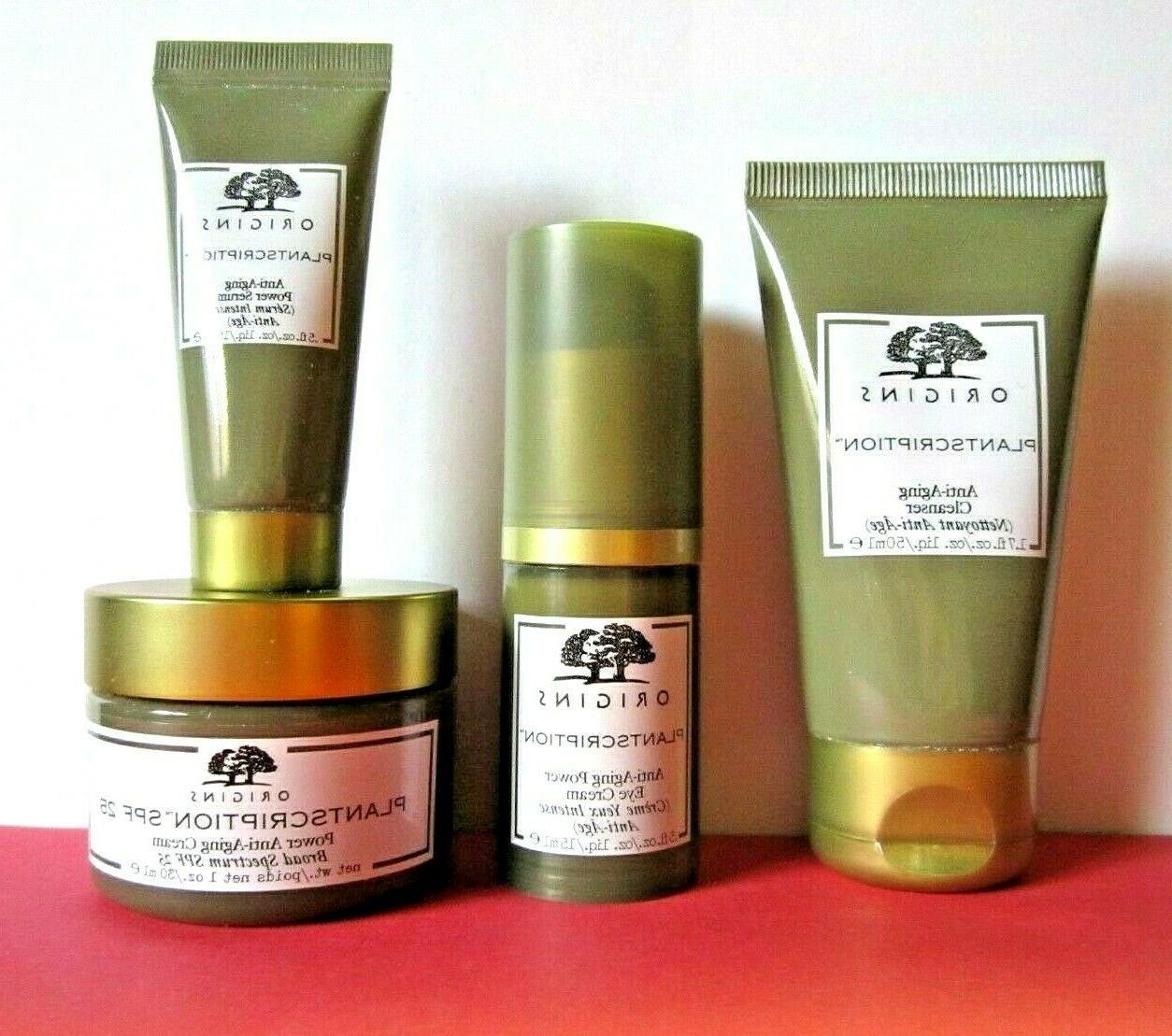 plantscription anti aging face cream eye cream