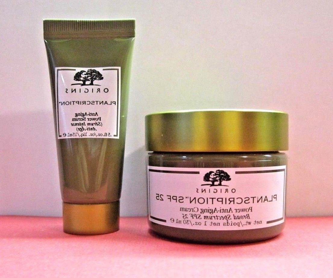 plantscription power anti aging face cream 1oz