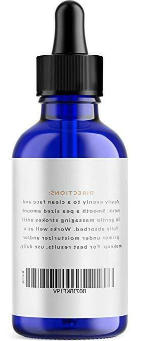 Premium Serums With Hyaluronic