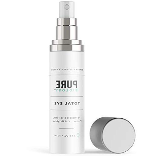 premium total eye cream with vitamin c
