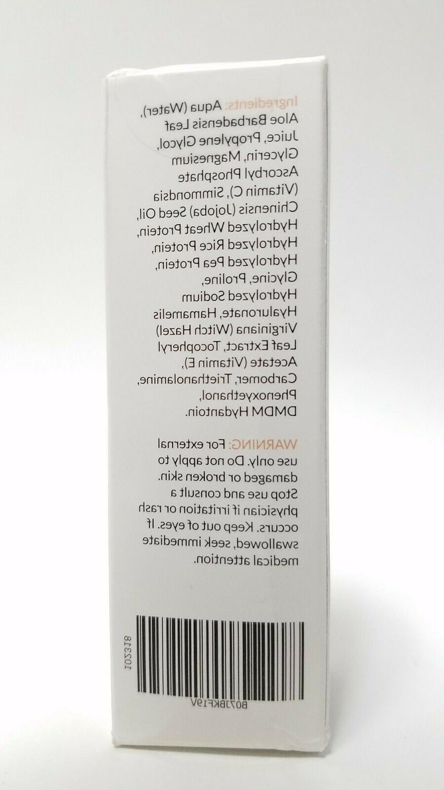 Pure Biology Premium C Serum Hyaluronic Acid Vitamin Anti