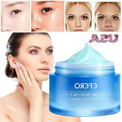 pure 100 percent hyaluronic acid face serum